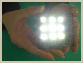 Сверхэффективные белые светодиоды Nichia